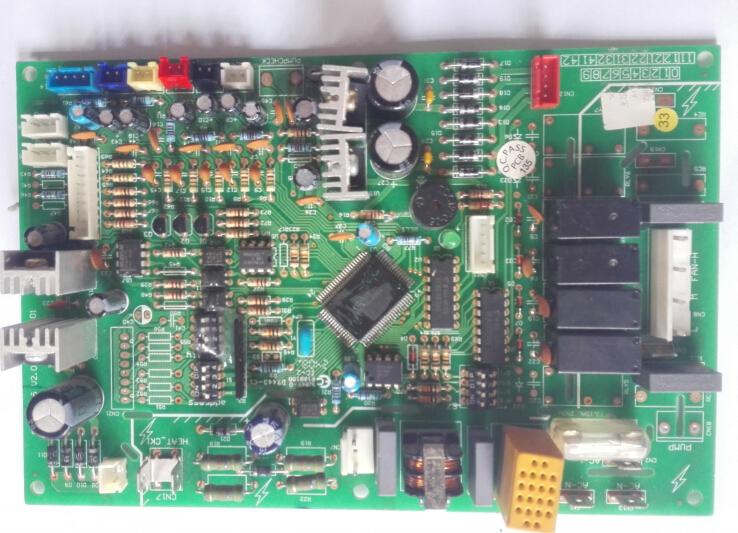 格力风冷模块电机更换及大修