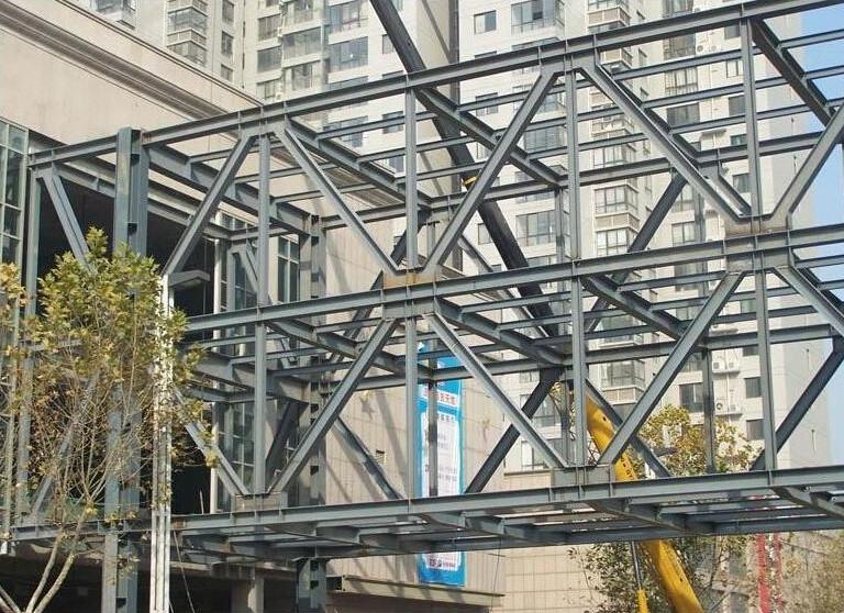 钢结构空中通道