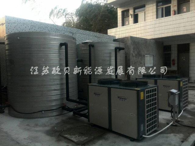 空气能热水工程设计方案
