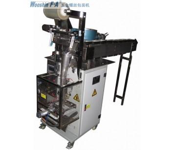 四会闭门器胶粒自动包装机厂家配套的找哪家好的生产?