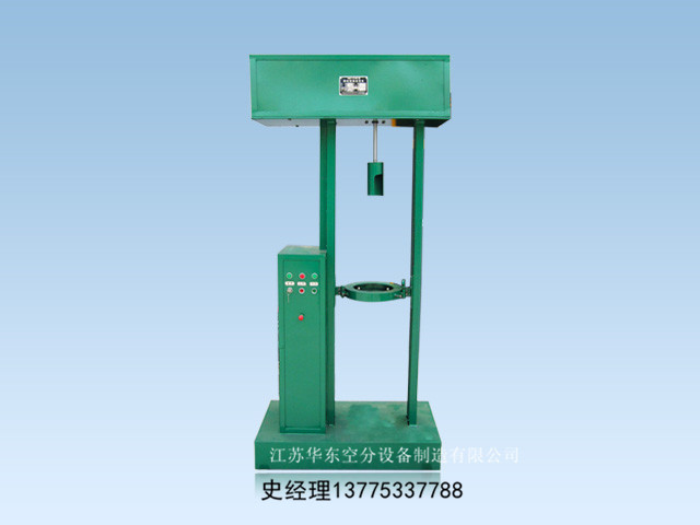 氧气钢瓶检测设备胶圈装卸机