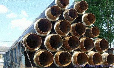 河北长荣管道专业生产聚氨酯保温管,聚乙烯外套保温管管,