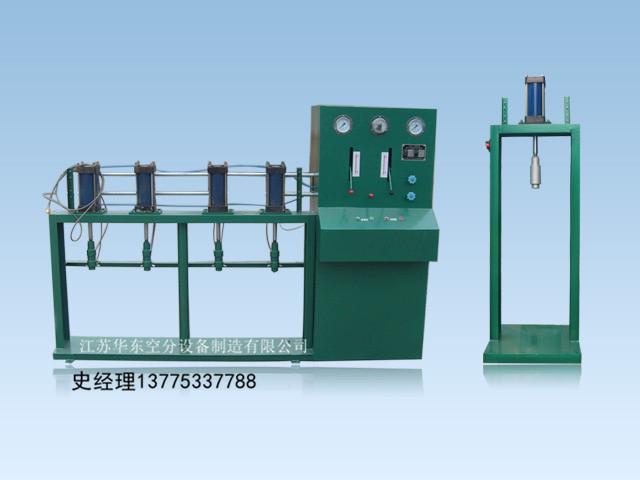 液化气钢瓶检测设备水压测试装置