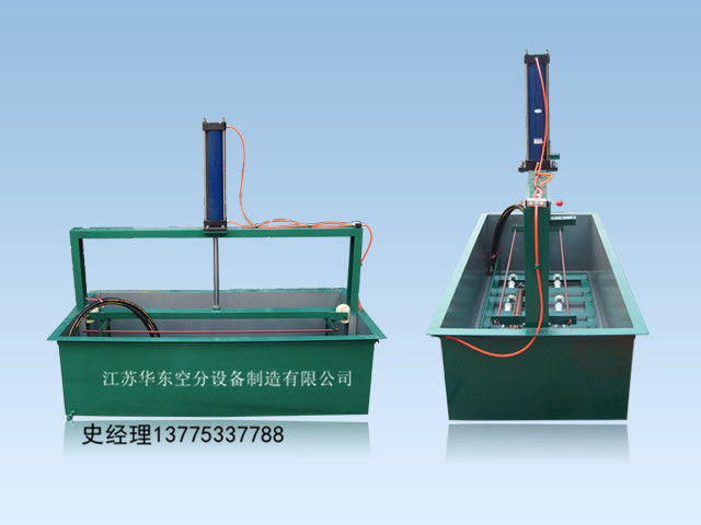 氧气钢瓶检测设备气密性测试机