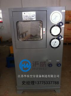 LNG气瓶检测设备安全阀校验台