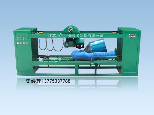 氧气钢瓶检测设备除锈机