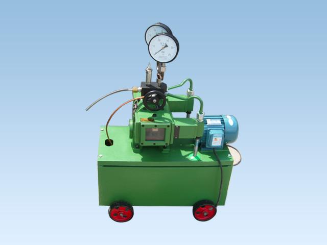 气瓶检测设备电动试压泵